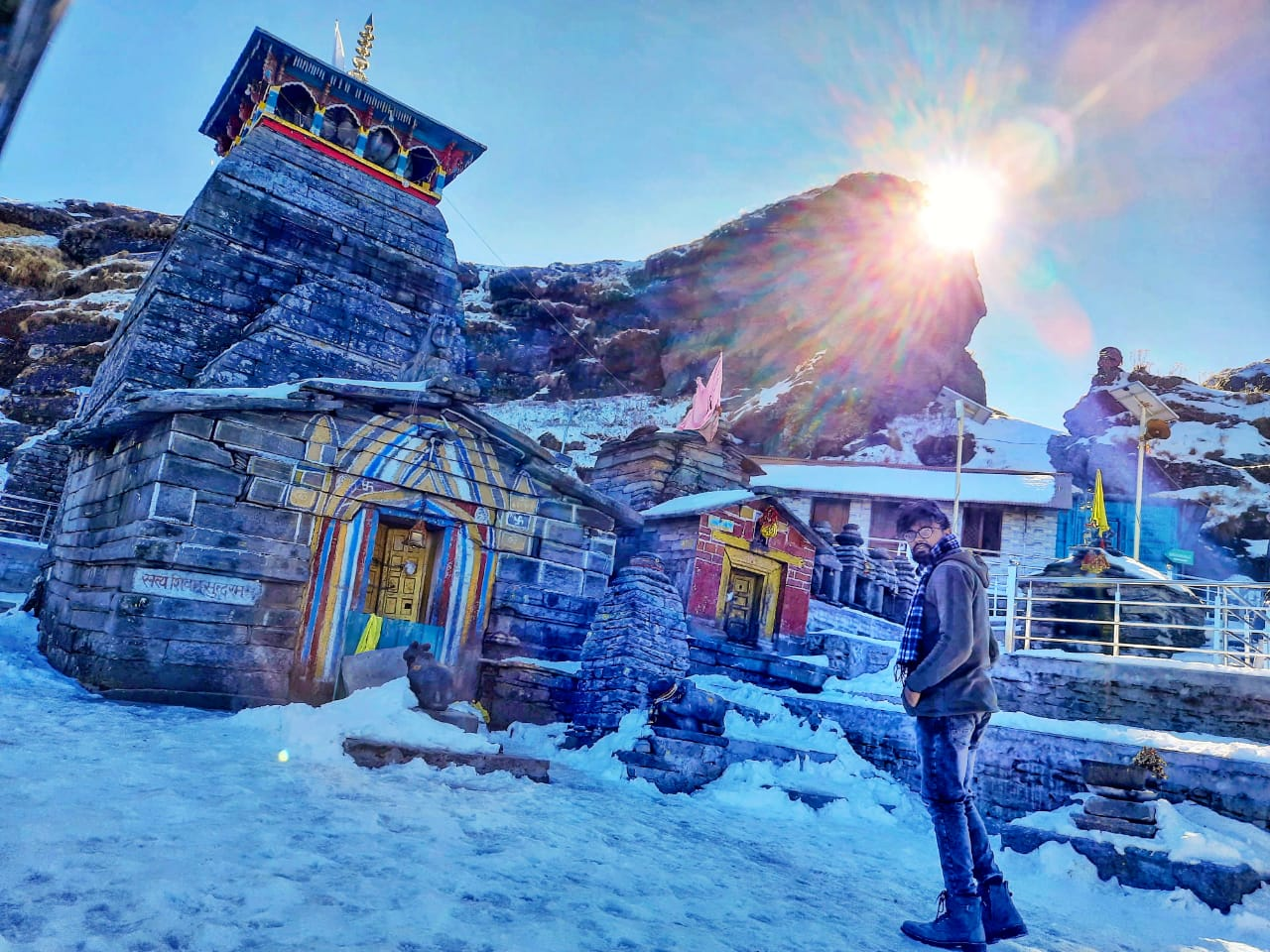 how to vist Tungnath Temple ?